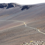 Haleakalā: Sliding Sands Trail