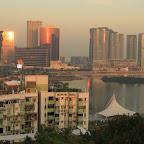 Some older casinos are on the main island. Last year Macau has beaten Las Vegas in casino revenue