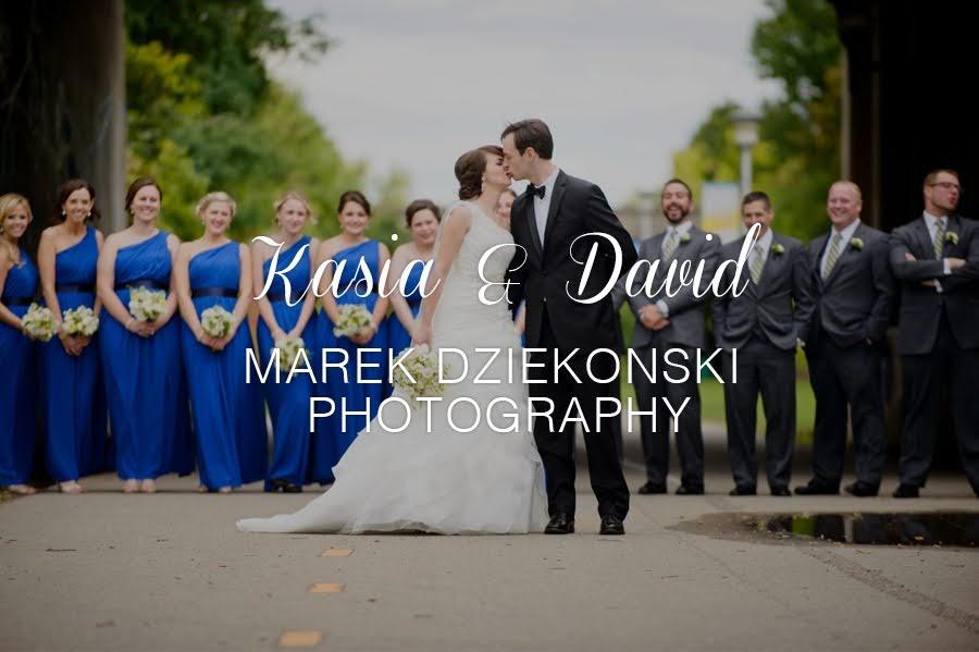 Kasia & David by Dziekonski Photography