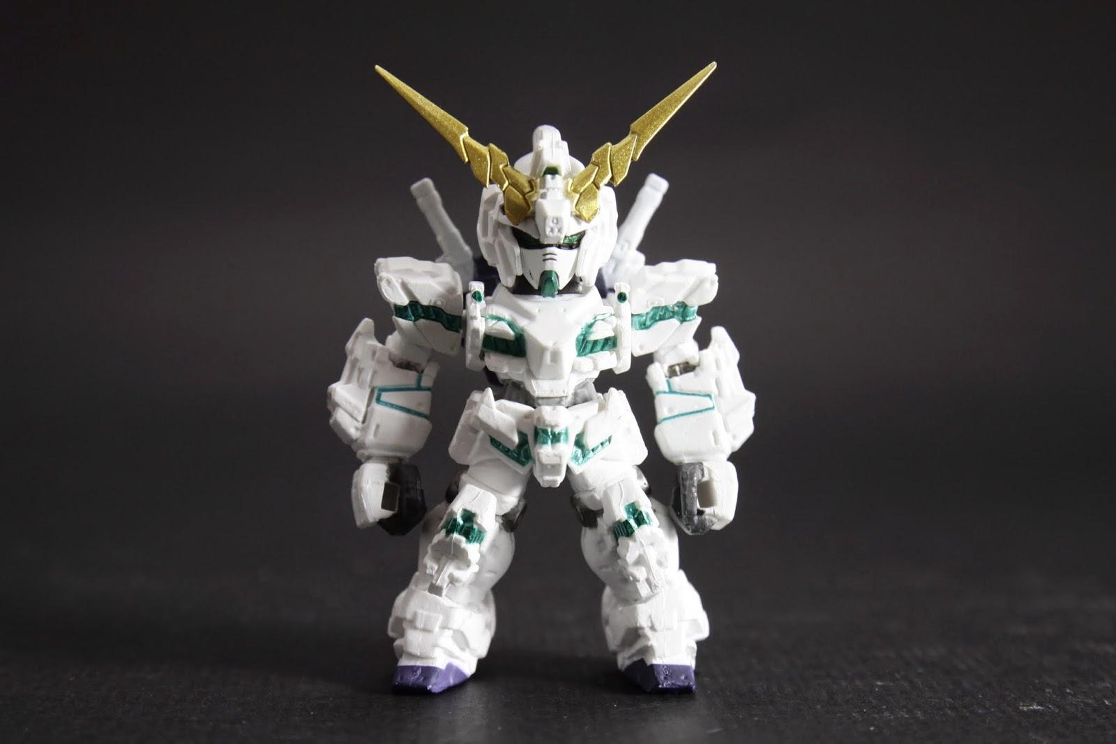 """簡單說是呼應U.C.0093時 Nu Gundam使出絕招""""阿克西斯返""""的時候發出來的奇蹟之光"""