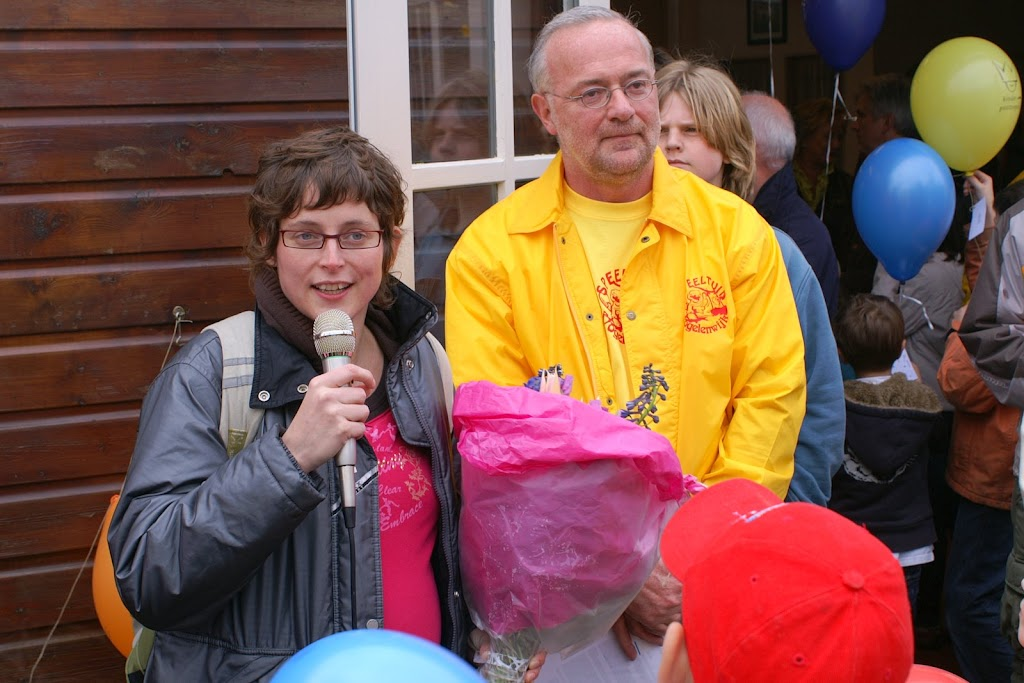 Opening Speeltuin en Roofvogelshow 17 maart 2007 - Nr_087