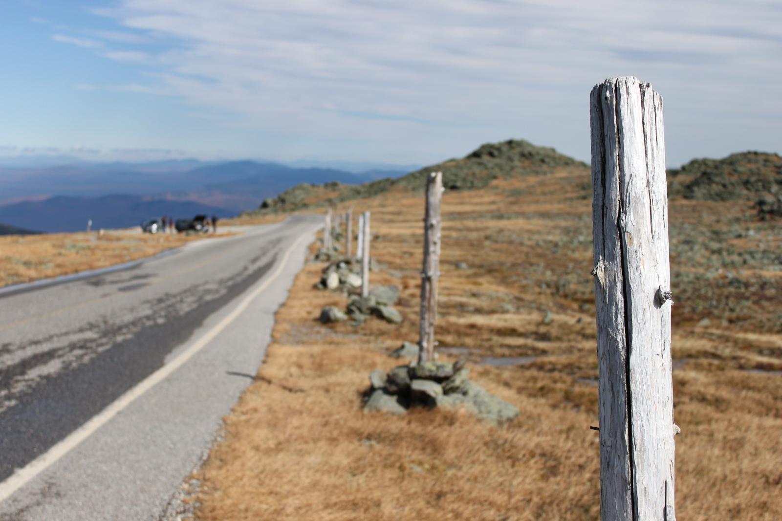 Mount Washington Auto Road - White Mountains, New Hampshire