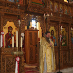 Divine Liturgy in Slavonic at the Greek Orthodox Church of Saint Nicholas, Cardiff, Wales