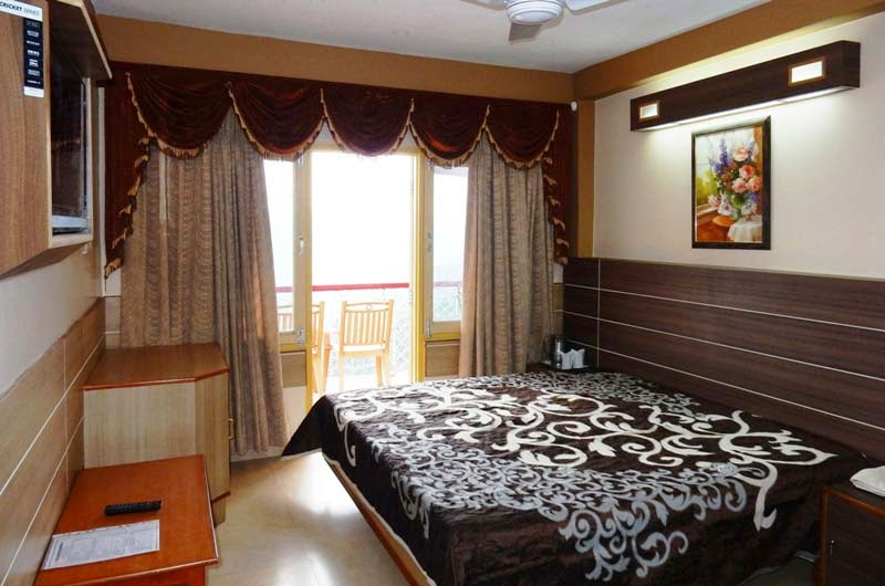 Deluxe Room at Sunrise Villa