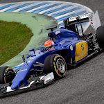 Felipe Nasr - Sauber C34