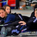 VR4 France Féminin, briefing planches, Pamiers 2016