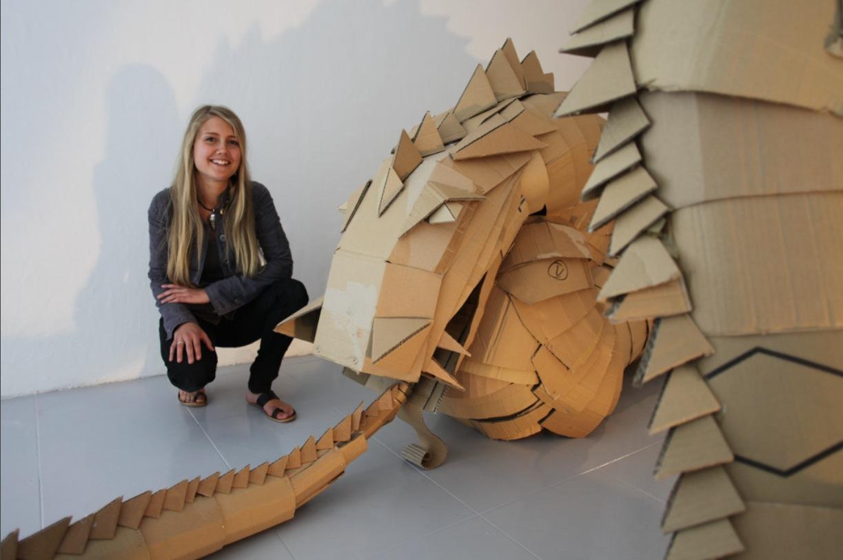 Emily Robyn Archer: The Ouroboros Experiment.