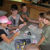 Deskové hry v táboře