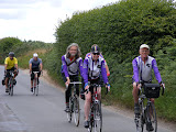 Thursday Blue Oyster ride in Herts