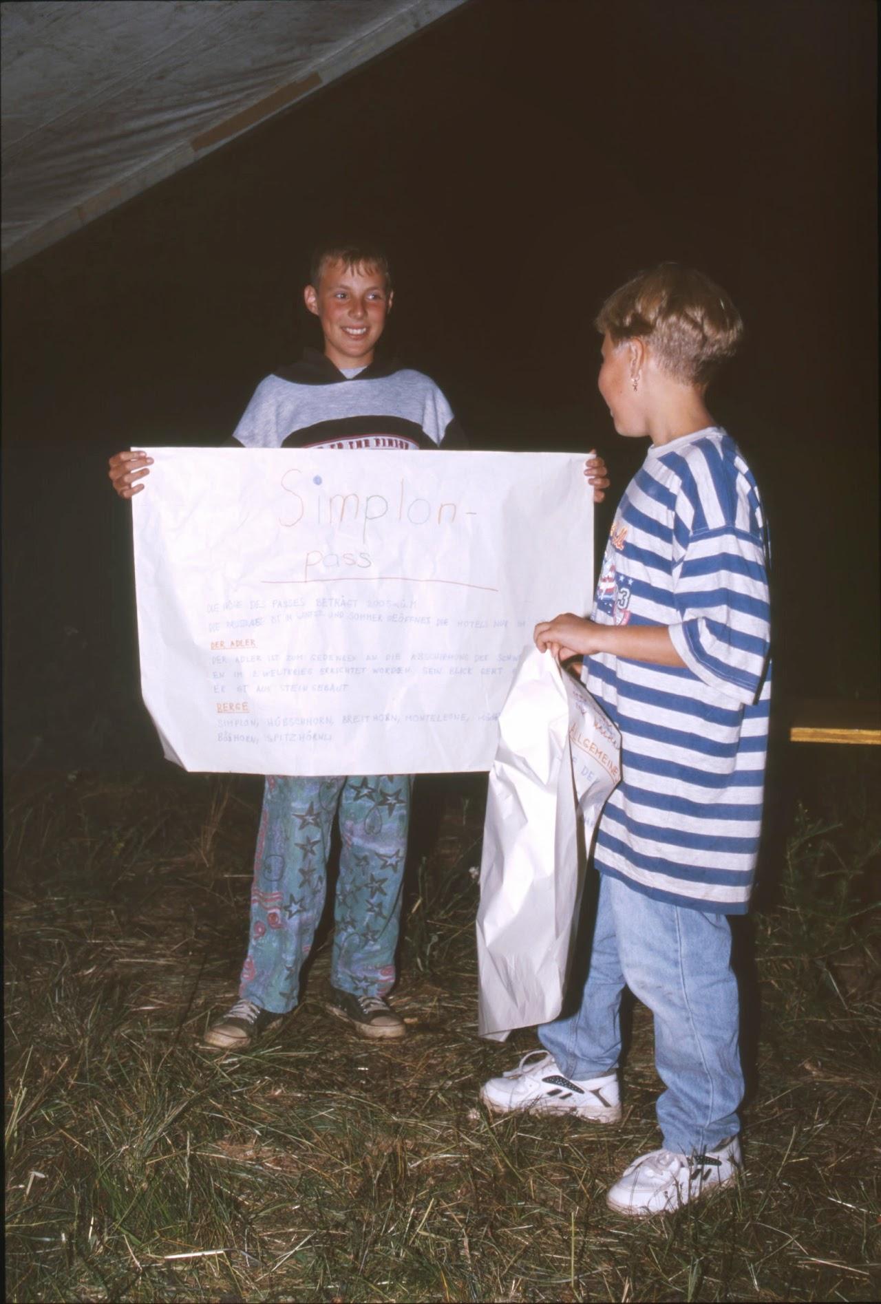 1995 Sommerlager - Sola95_134