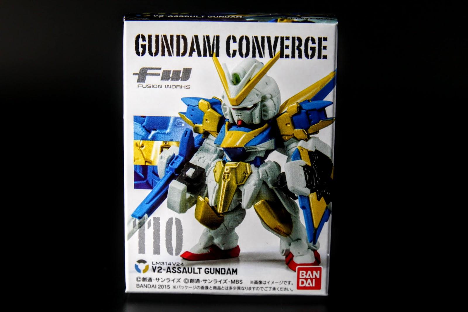 No.110: V2-Assault Gundam