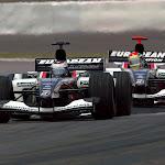 Verstappen VS Wilson MInardi PS03