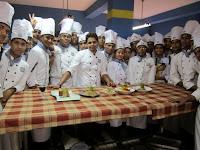 Food Production class by expert Chef from Hyatt, Kolkata_