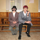 Dr. Watson & Sherock Holmes