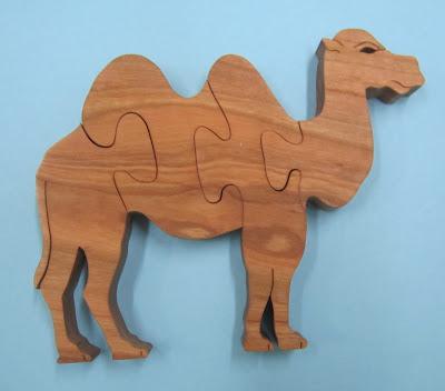 Puzzle Camel
