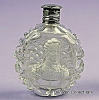 Willem I parfumflesje