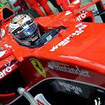 Kimi Raikkonen - Ferrari SF15-T