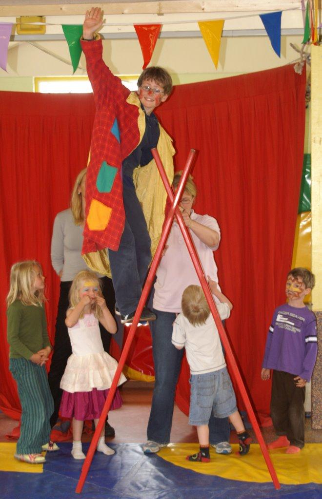 Circus en Receptie 60 Jarig Jubileum - jub232