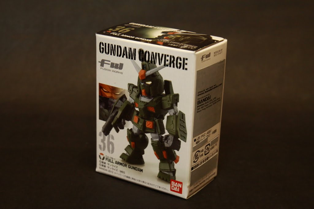 No 36 Full Armor Gundam