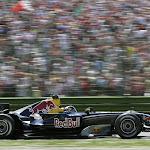 Christian Klien (AUT/ Red Bull Racing) RB2
