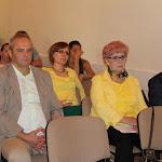 A Duna mindkét partjáról érkeztek civil szervezetek képviselői.