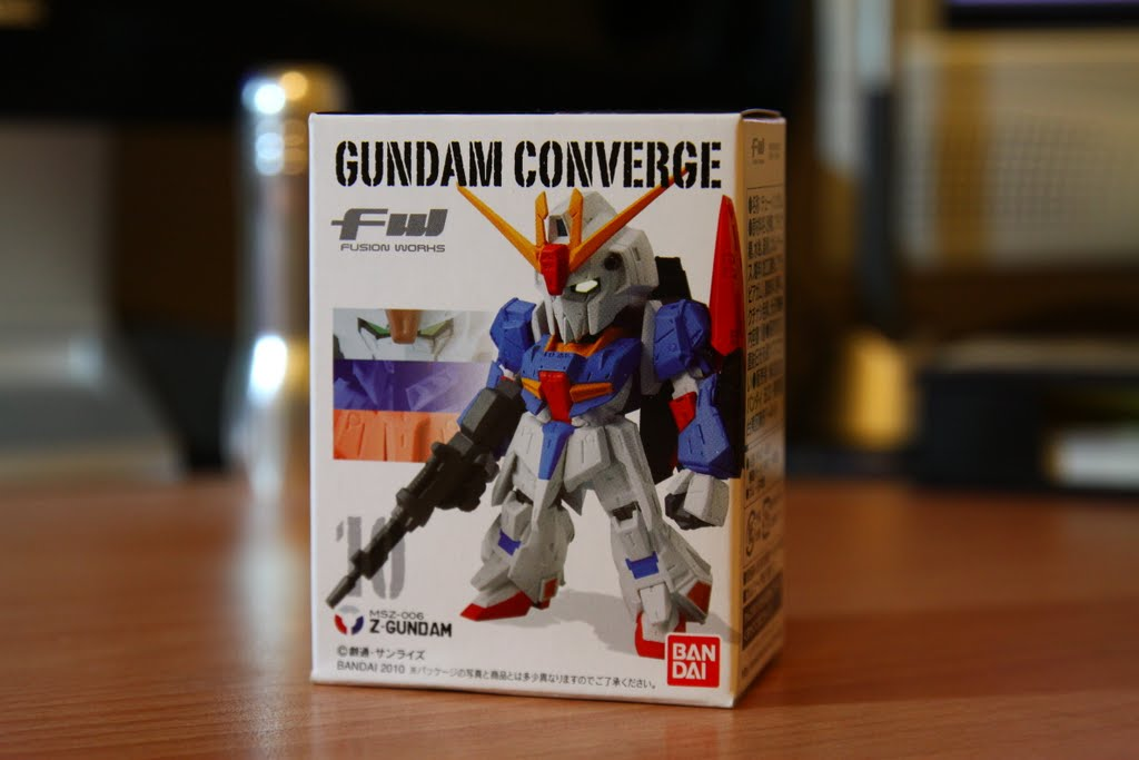 No.10 Zeta Gundam