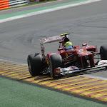 Felipe Massa Ferrari F2012