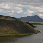 Larger pseudocraters at Myvatn
