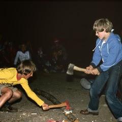 1981 Sommerlager JW - SolaJW81_074