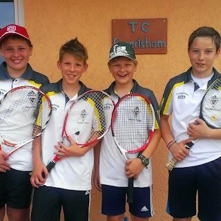 Bambini12 - Mannschaft 2013