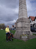Paul Lohr @ Cyclists' Memorial, Meriden