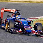 Carlos Sainz jr., Toro Rosso STR10 Renault