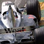 Mika Hakkinen, McLaren MP4-17