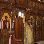 Divine Liturgy in Slavonic at the Greek Orthodox Church of Saint Nicholas, Cardiff, Wales