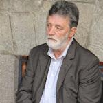 Fésűs József György, a Börzsöny Múzeum Baráti Körének elnöke, a határon túli kapcsolatok egyik legfőbb támogatója