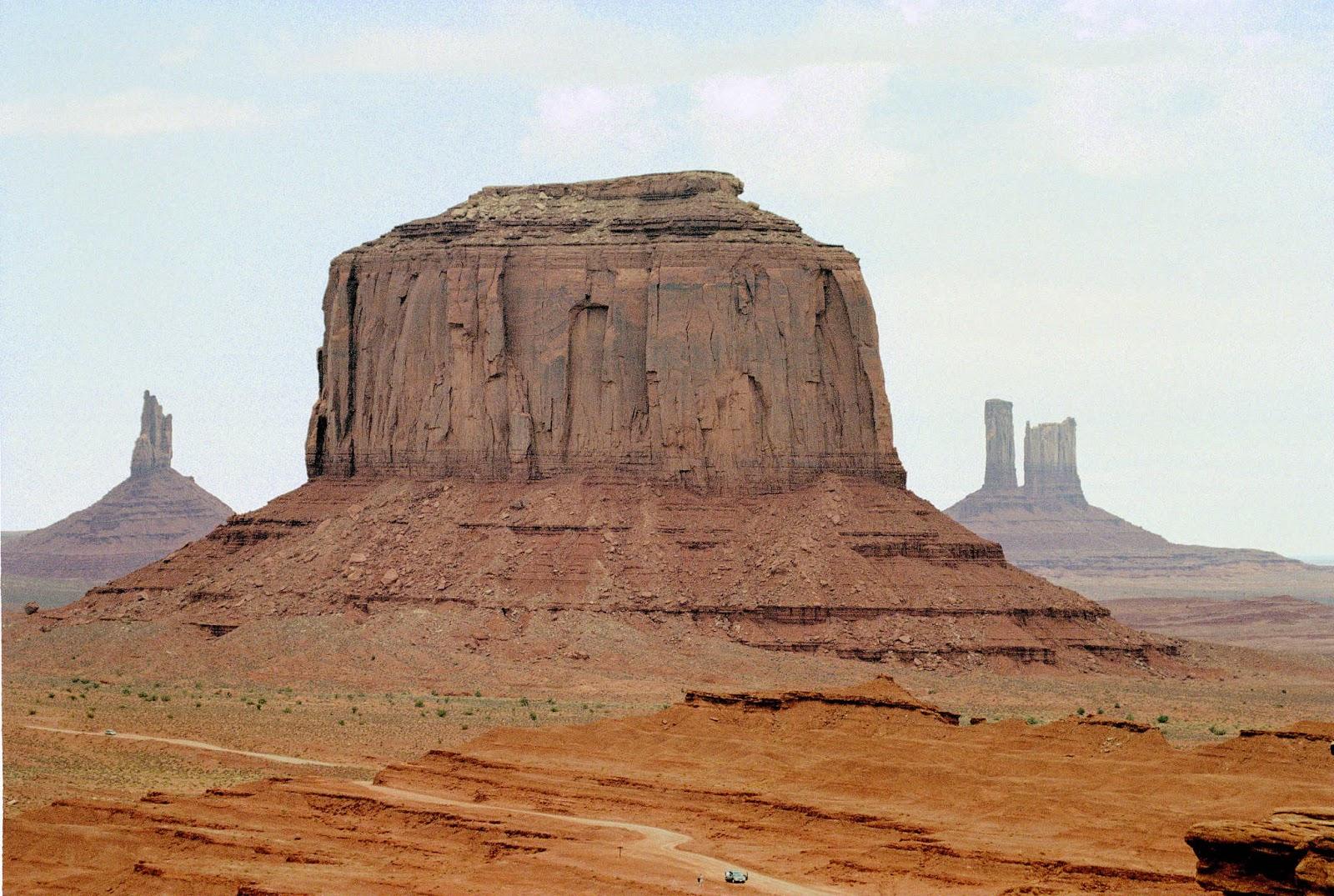 A Big Butte