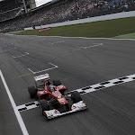 Fernando Alonso - Ferrari F2012
