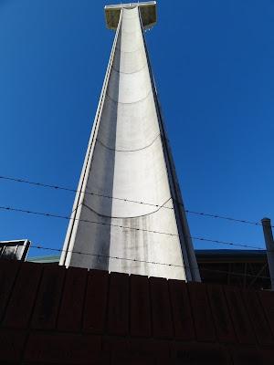 WACA light tower
