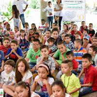 Entrega Aguinaldos Niños 2016