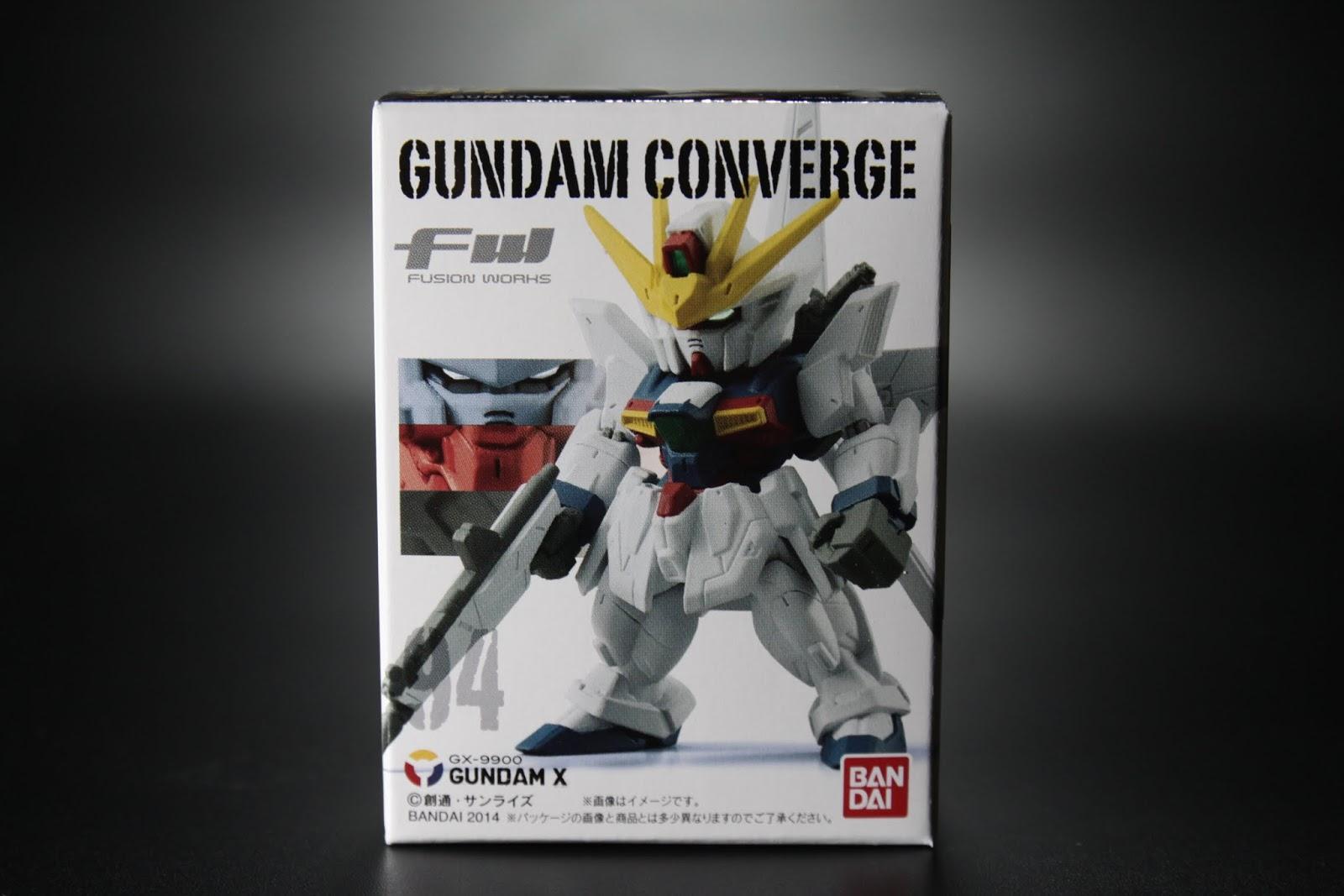 Gundam X Gundam X的初期主役機