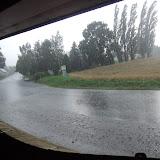 Na poslední chvíli se před monzunovými dešti schováváme v dutině stromu ve Šternově