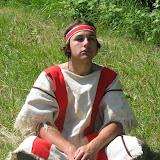 Den 3. (pondělí 1. 7.) - Narazili jsme na indiány, ...