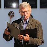 Révész Ferenc, a Szokolyi Alajos Olimpiai Klub elnöke röviden ismertette Ferdinand Daučík életét, ipolysági kötődését