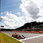 Daniel Ricciardo wins for Red Bull