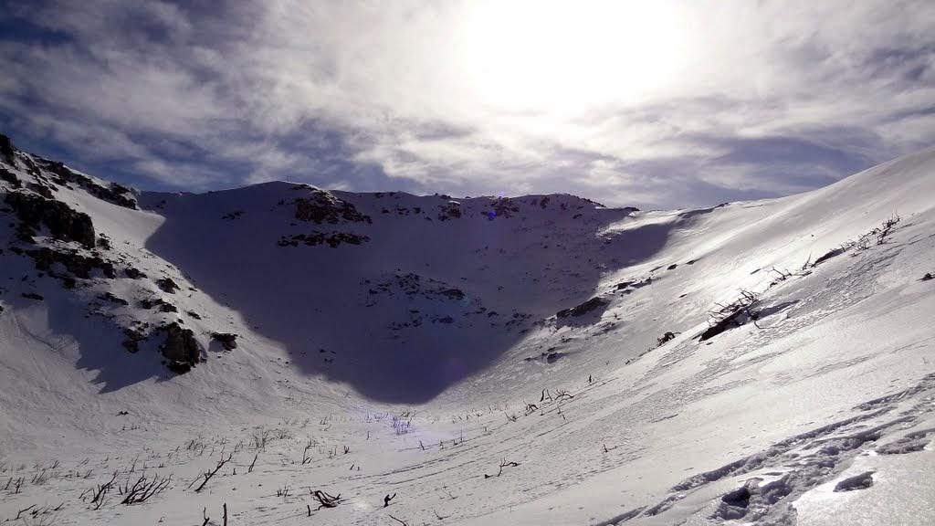 Sempre dritto do vrha kroz sjenu prije nego ju dohvati sunce