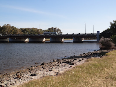 Swan River walk