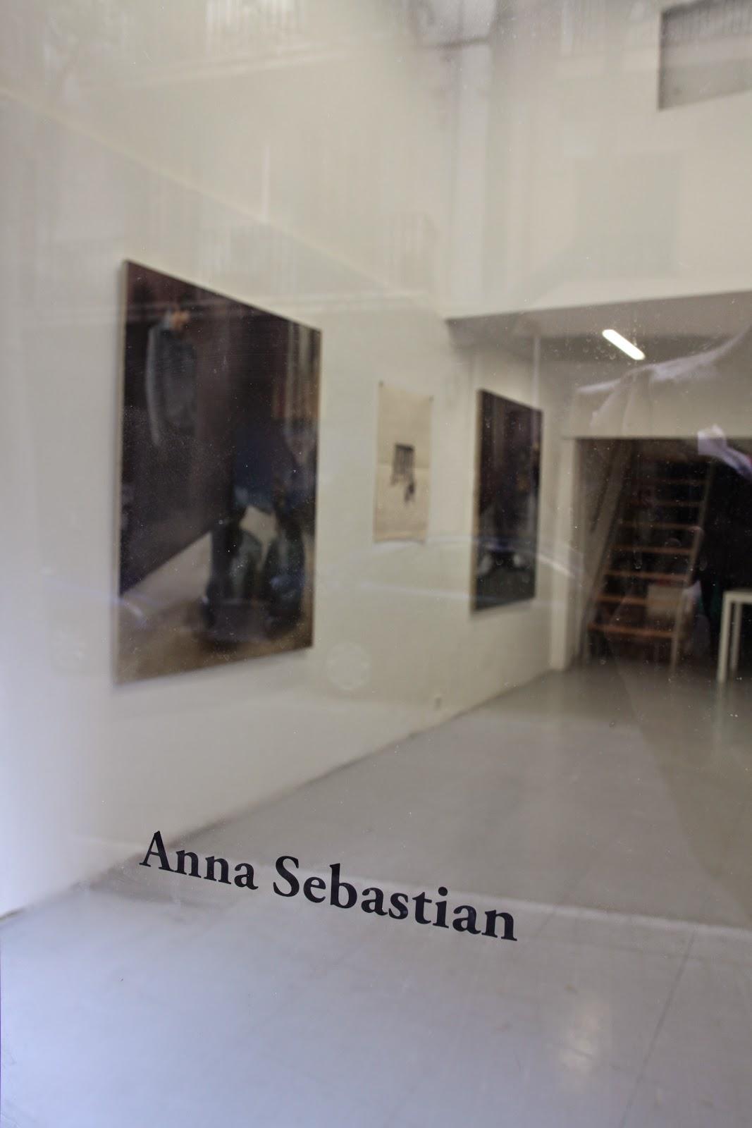 Anna Sebastian: Your Milk eyes: open.