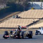 Pastor Maldonado, Lotus F1 E23 Mercedes