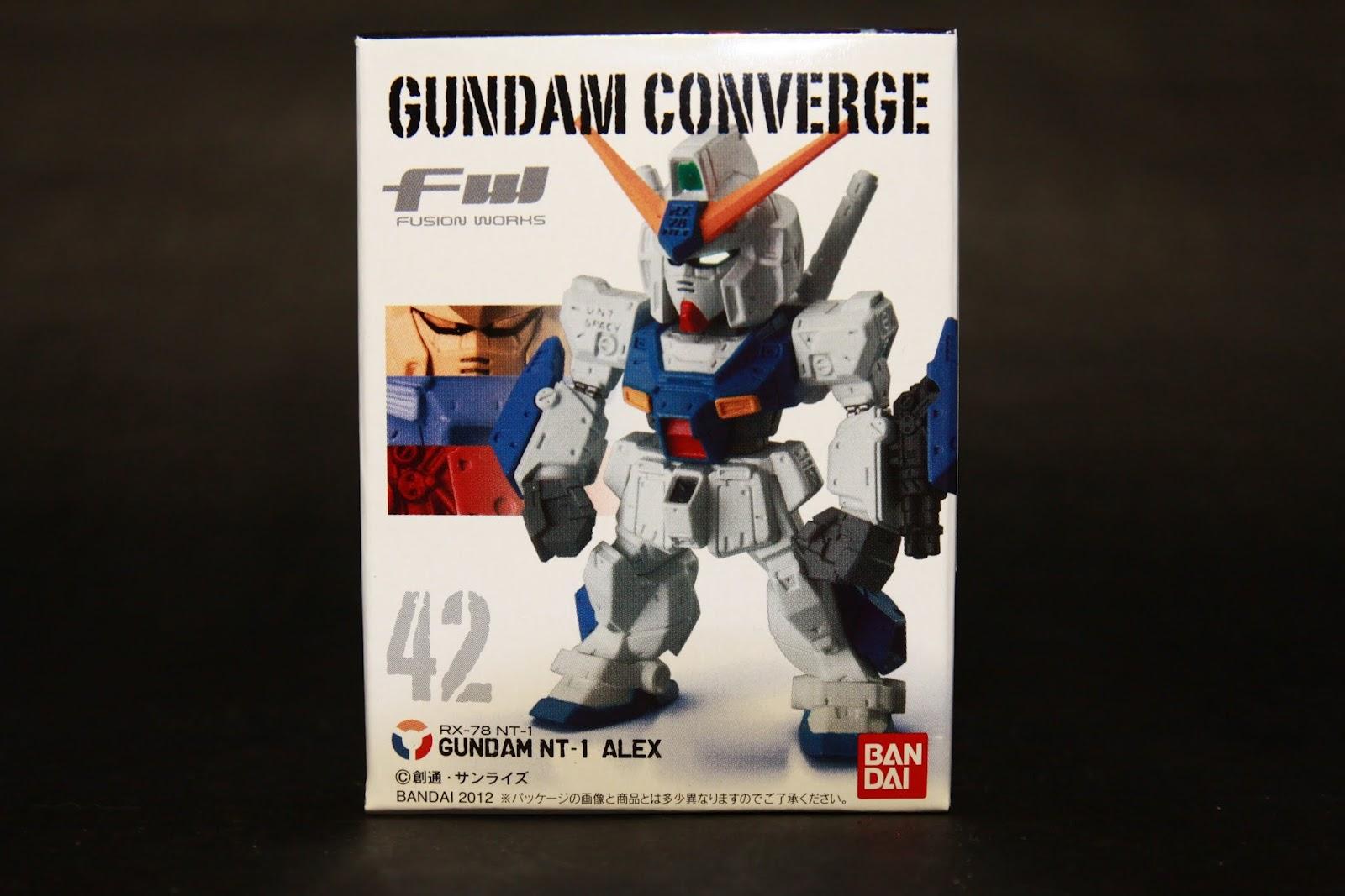 No 42 Gundam NT-1 ALEX