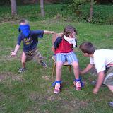 Mladší (2) - hry v táboře